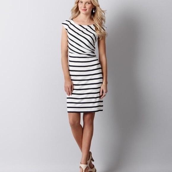 LOFT Dresses & Skirts - Loft Striped Dress